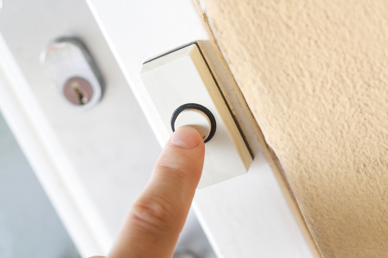 Doorbell and Buzzer Installation Service in Houston