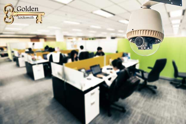 Benefits of CCTV Security in the Workplace