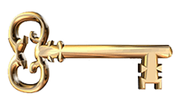 Golden Locksmith Logo