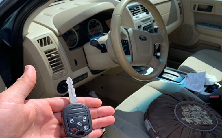 Car Key Programming Service in Houston, TX area