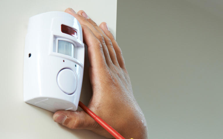 Burglar Alarm Repair in Houston, TX